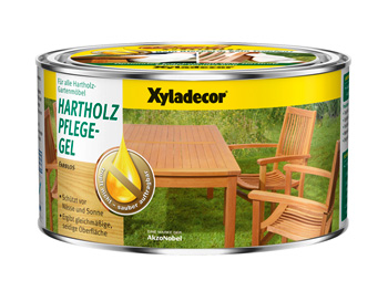 Akzo Nobel Xyladecor Hartholz-Pflege-Gel 500ml 26,48 EUR/L;