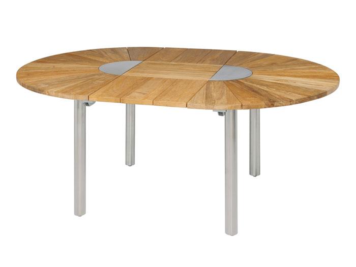 Zebra Catax Tisch  Gartenmöbel  MESEM.de