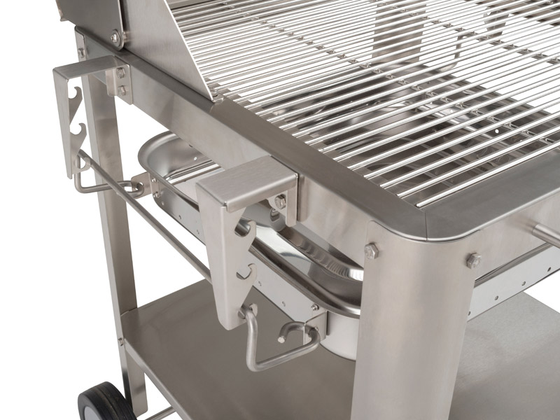 Landmann Holzkohlegrill Collection Nummer 1 : Landmann collection no.1 haubengrill 11500 grills mesem.de