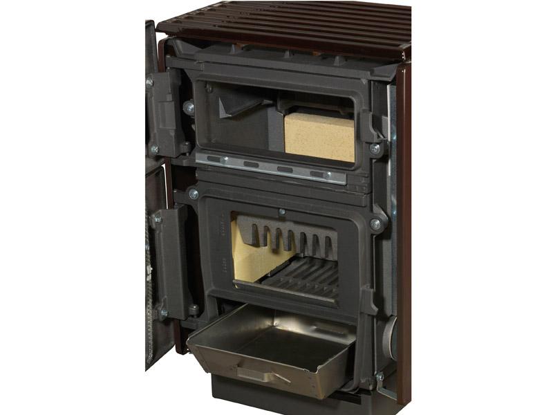 haas sohn dauerbrandofen bernau 4 5 kw kamin fen. Black Bedroom Furniture Sets. Home Design Ideas