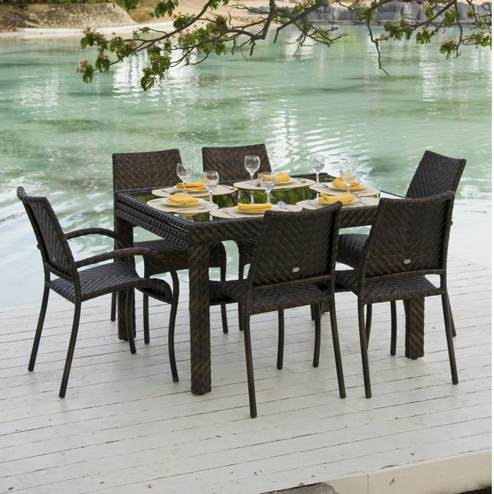 alexander rose fiji stapelsessel gartenm bel. Black Bedroom Furniture Sets. Home Design Ideas