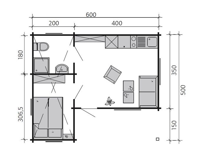 skanholz blockbohlenhaus st moritz f r dachpfannen. Black Bedroom Furniture Sets. Home Design Ideas