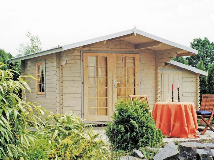 wolff blockhaus bergen 44 c gartenh user. Black Bedroom Furniture Sets. Home Design Ideas