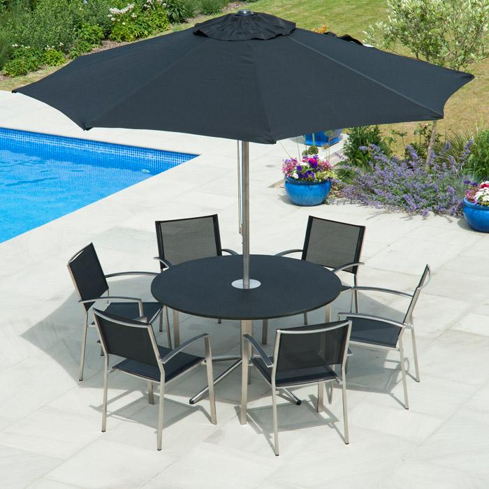 alexander rose tisch avant classic 285fb gartenm bel. Black Bedroom Furniture Sets. Home Design Ideas