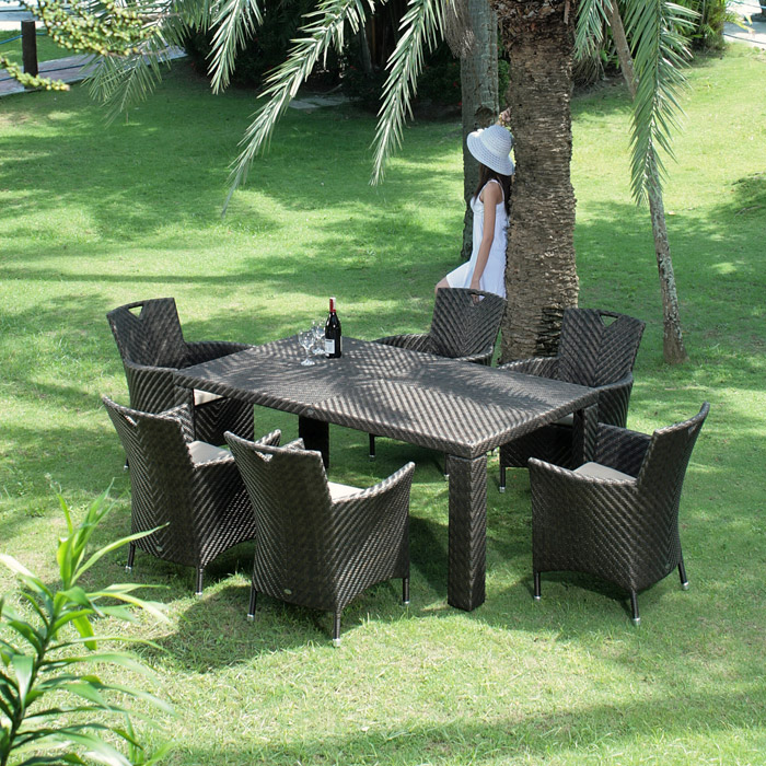 alexander rose wave sessel gartenm bel. Black Bedroom Furniture Sets. Home Design Ideas