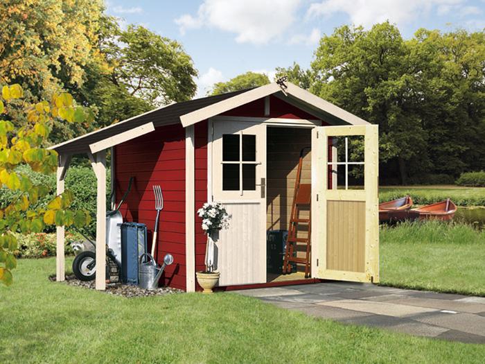 gartenh user gartenhaus. Black Bedroom Furniture Sets. Home Design Ideas