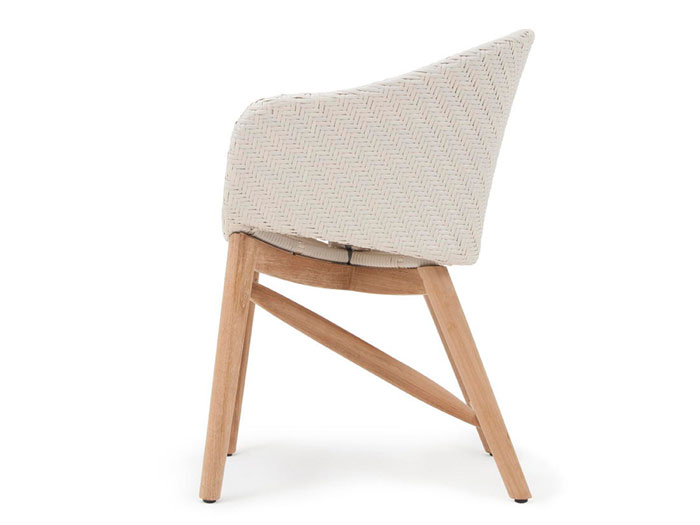 villeroy boch milano gartenstuhl wei pl11 gartenm bel. Black Bedroom Furniture Sets. Home Design Ideas