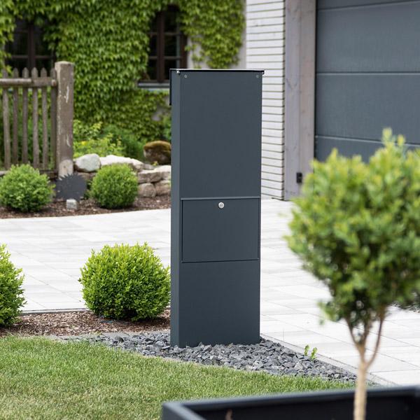 heibi briefkastens ule calmalux 64493 036 briefk sten. Black Bedroom Furniture Sets. Home Design Ideas