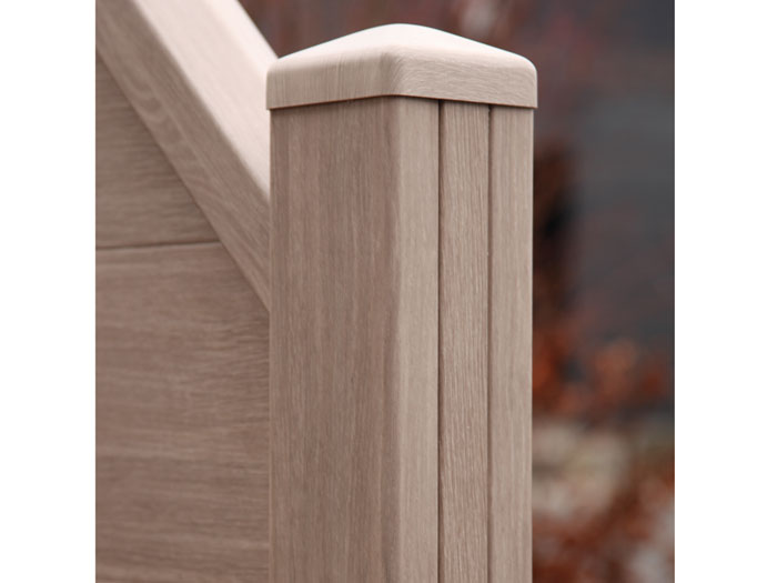 lido pfosten zum aufd beln 9 0x9 0x189cm zaunbeschl ge. Black Bedroom Furniture Sets. Home Design Ideas