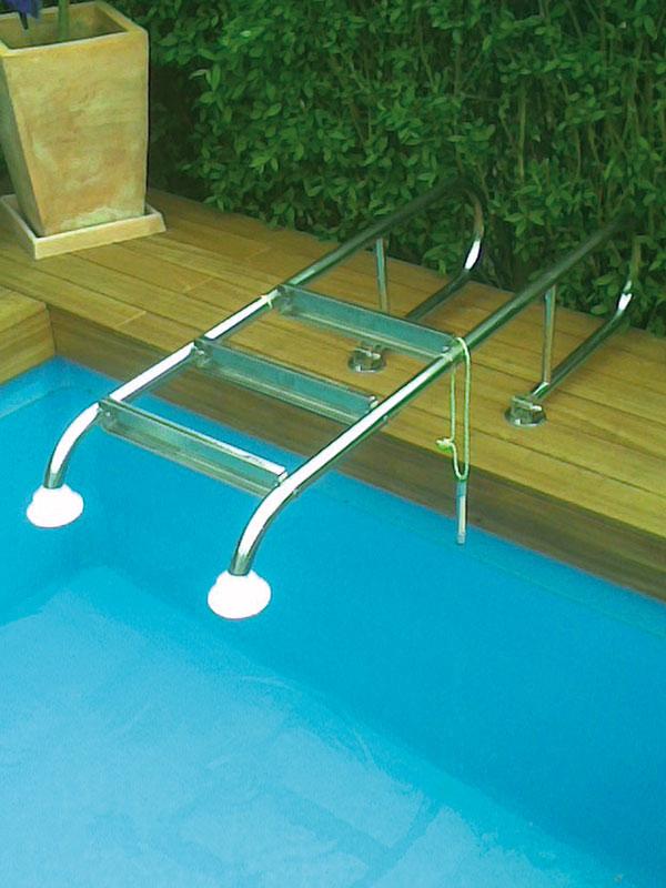 ideal leiter tina aufklappbar modell 02 pool zubeh r. Black Bedroom Furniture Sets. Home Design Ideas