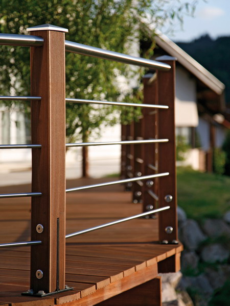 edelstahlrohrsatz tubo inox zaun. Black Bedroom Furniture Sets. Home Design Ideas