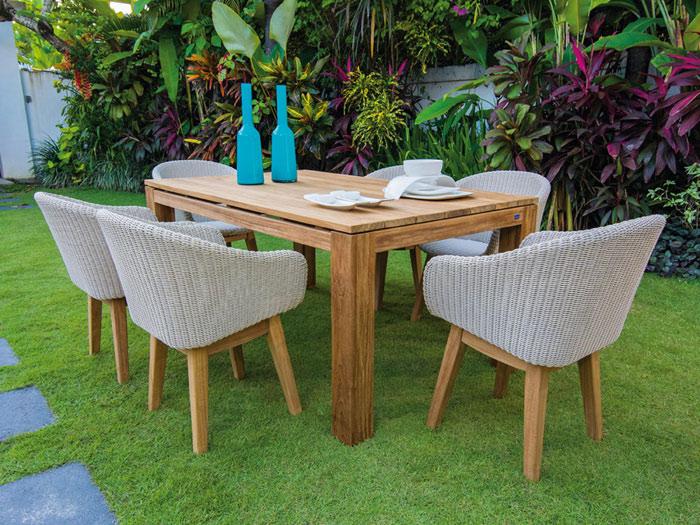 Moderne Gartenstühle villeroy boch torino gartenstuhl weiß pr10 gartenmöbel mesem de