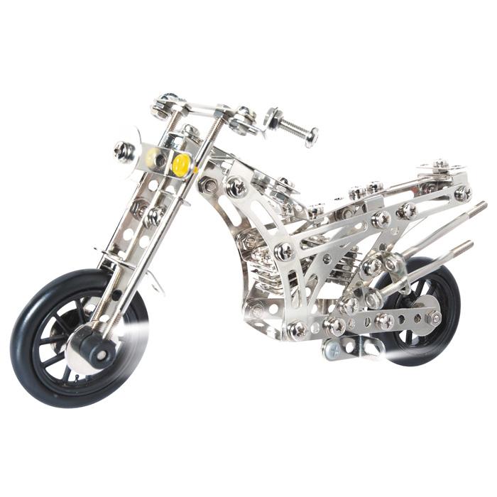 eitech metallbaukasten c15 motorrad und chopper modelle. Black Bedroom Furniture Sets. Home Design Ideas