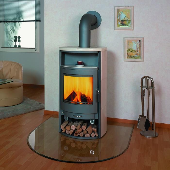 kaminofen kodiak creme von hark lagerware lieferzeit ca 4 werktage. Black Bedroom Furniture Sets. Home Design Ideas
