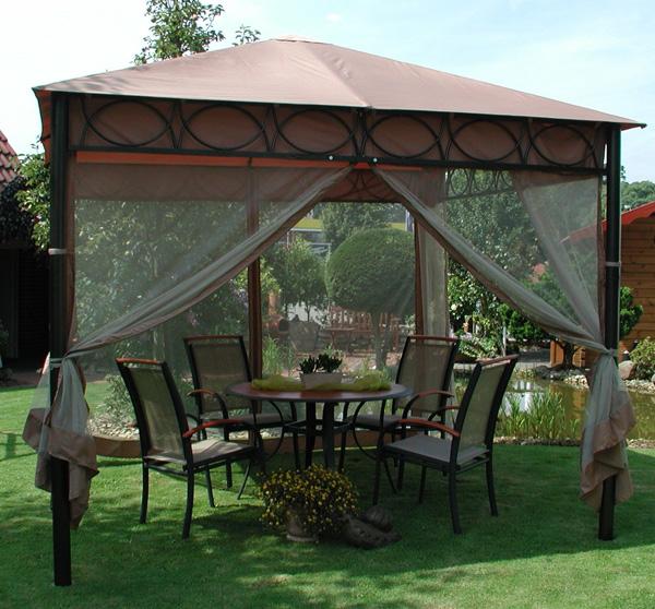 leco pavillon safari gartenh user. Black Bedroom Furniture Sets. Home Design Ideas