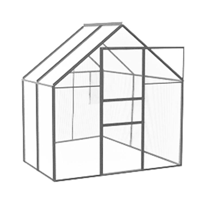 gew chshaus venus 2500 alu blank hkp 4mm ebay. Black Bedroom Furniture Sets. Home Design Ideas