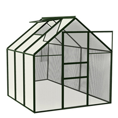 vitavia gew chshaus venus 3800 alu gr n hkp 4mm gew chsh user. Black Bedroom Furniture Sets. Home Design Ideas