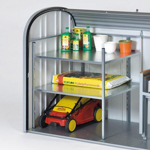 biohort zwischenboden storemax 190 gartenhauszubeh r. Black Bedroom Furniture Sets. Home Design Ideas
