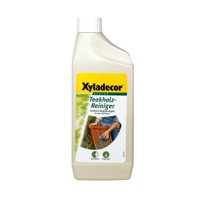 Xyladecor TeakholzReiniger 750 ml  Farben  MESEMde