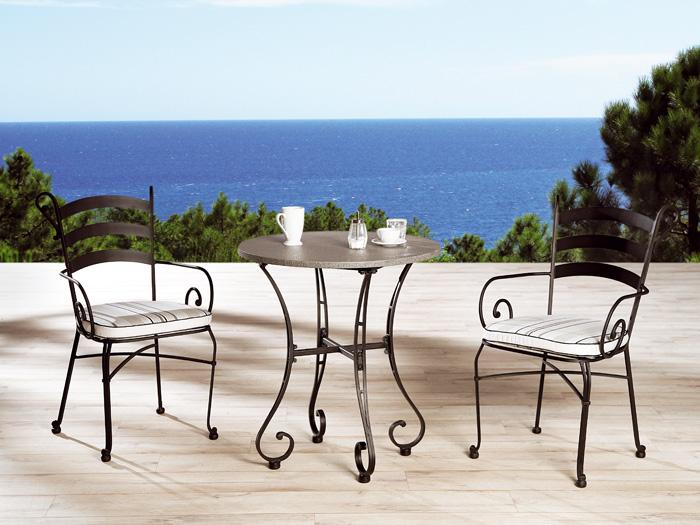 gartenm bel best toscana. Black Bedroom Furniture Sets. Home Design Ideas