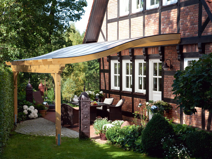 skanholz terrassen berdachung verona b 541 x t 389cm. Black Bedroom Furniture Sets. Home Design Ideas