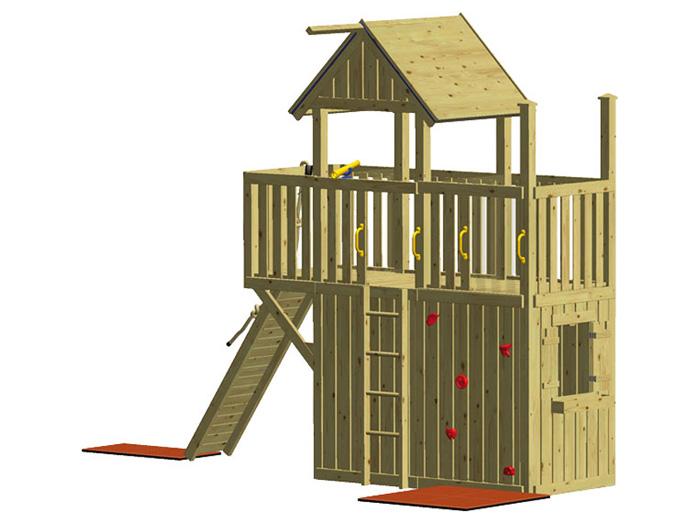 Winnetoo Klettergerüst Zubehör : Winnetoo spielturm art kinderspielhäuser mesem