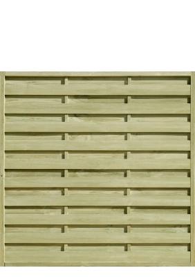 5 71m dichtzaun eco mit 7er pfosten und einschlagh lsen. Black Bedroom Furniture Sets. Home Design Ideas