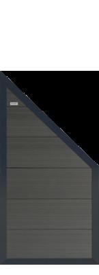 3 92m zaun elephant forte anthrazit me30439 zaun. Black Bedroom Furniture Sets. Home Design Ideas