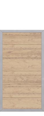 design wpc alu sand tor 2442 din links zaun. Black Bedroom Furniture Sets. Home Design Ideas