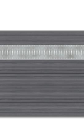 system wpc platinum xl einzelprofil grau 2633 zaun. Black Bedroom Furniture Sets. Home Design Ideas
