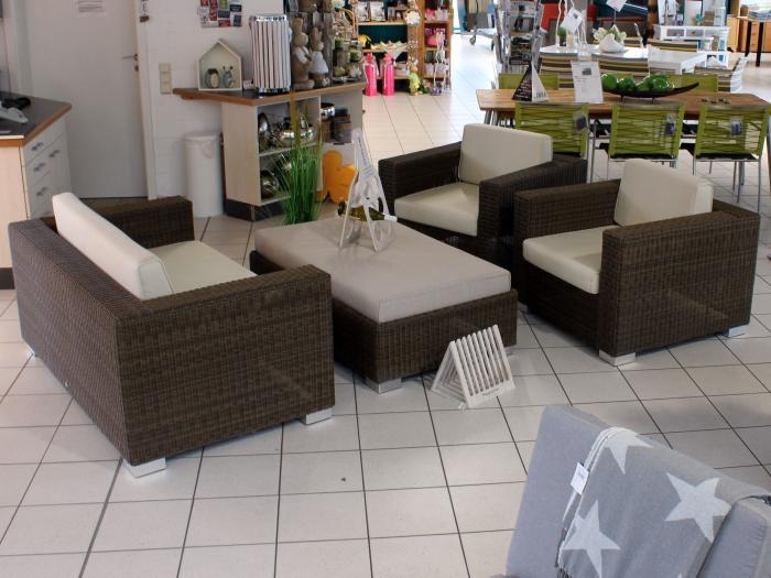 Balkonmobel Rattan Ikea : Lounge Set San Marino von Alexander Rose