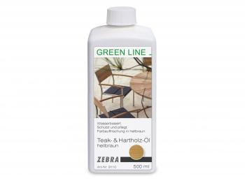 Zebra Teak Öl 0,5L - Hellbraun 35,90 EUR/L;