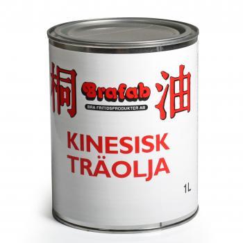 Brafab Chinesisches Holzöl 2,5l 15,82 EUR/L;