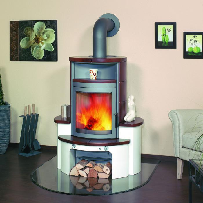 hark kaminofen avenso jola braun 7 0 kw kamin fen. Black Bedroom Furniture Sets. Home Design Ideas