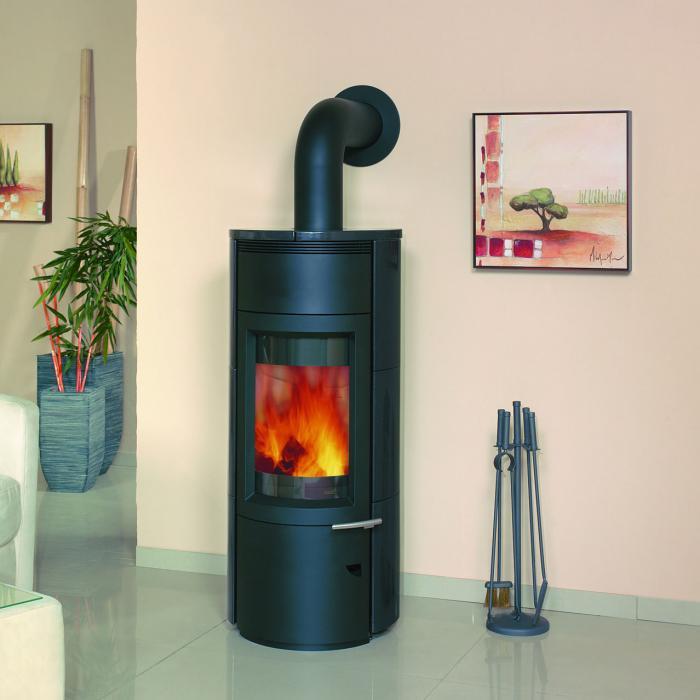 hark kaminofen loop 2 meteor schwarz 8kw kamin fen. Black Bedroom Furniture Sets. Home Design Ideas