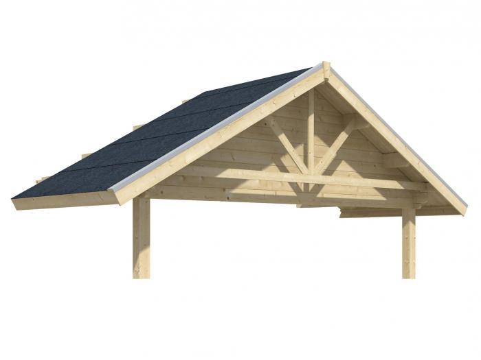 skanholz dachverl ngerung toronto f r dachpfannen. Black Bedroom Furniture Sets. Home Design Ideas
