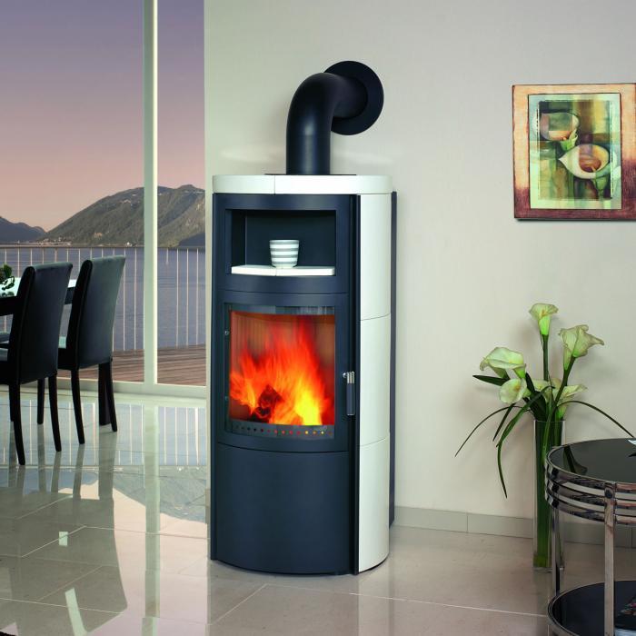 hark kaminofen vito ww ecoplus creme wei 14 0 kw. Black Bedroom Furniture Sets. Home Design Ideas