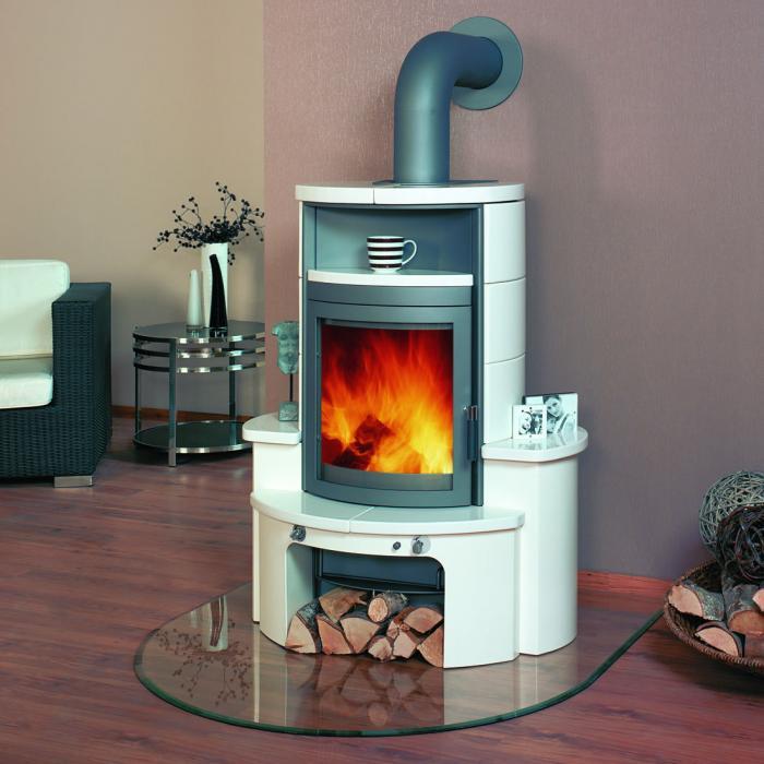 hark kaminofen 7kw avenso creme wei dauerbrand. Black Bedroom Furniture Sets. Home Design Ideas