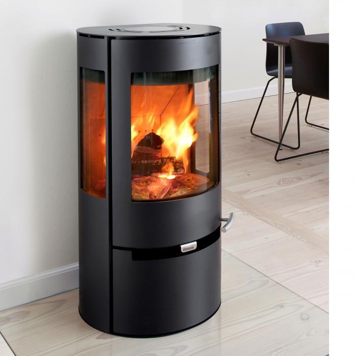 kaminofen 6kw aduro 9 mit aduro tronic stahl schwarz kamin fen. Black Bedroom Furniture Sets. Home Design Ideas