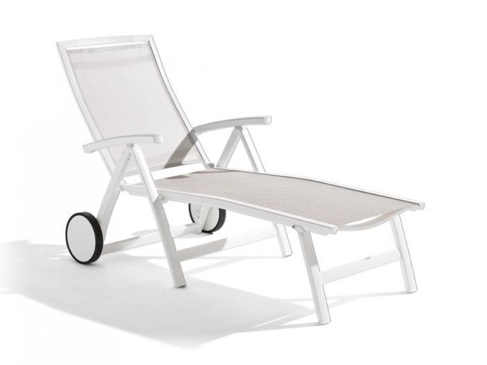 sieger rollliege trento weiss gartenm bel. Black Bedroom Furniture Sets. Home Design Ideas