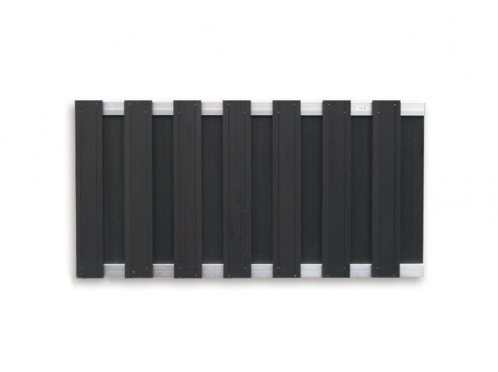 wpc zaun wpc sichtschutz braun 180x180cm terrasse en bois. Black Bedroom Furniture Sets. Home Design Ideas