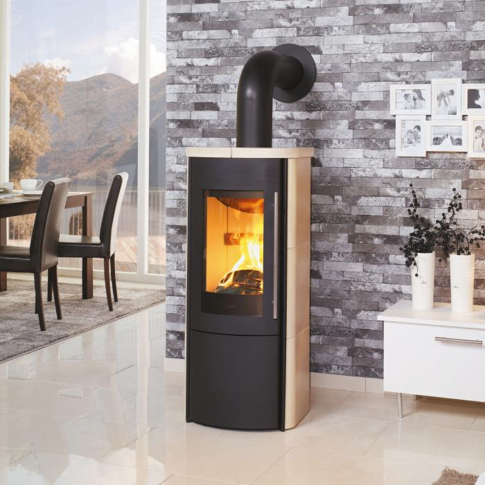 hark kaminofen lova ecoplus rua creme 6 0 kw kamin fen. Black Bedroom Furniture Sets. Home Design Ideas
