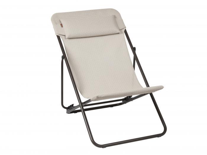 lafuma relaxliege maxi transat papageno 6890 gartenm bel. Black Bedroom Furniture Sets. Home Design Ideas