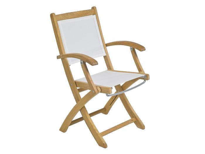 plo fremont klappstuhl mit armlehne 1001190 gartenm bel. Black Bedroom Furniture Sets. Home Design Ideas