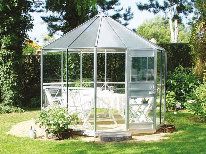 juliana gew chshaus diamant 7 5 alu blank gew chsh user. Black Bedroom Furniture Sets. Home Design Ideas