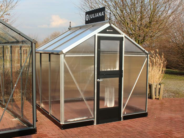 juliana gew chshaus compact 5 0 alu schwarz gew chsh user. Black Bedroom Furniture Sets. Home Design Ideas