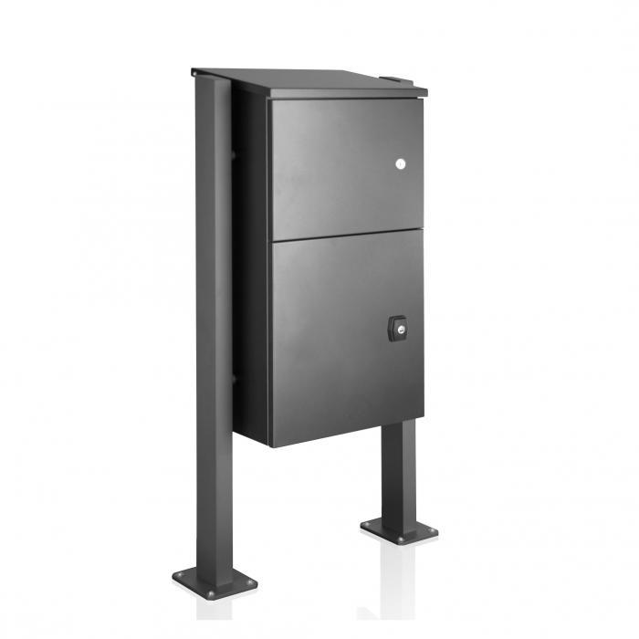 heibi paketkasten big box 64495 028 briefk. Black Bedroom Furniture Sets. Home Design Ideas