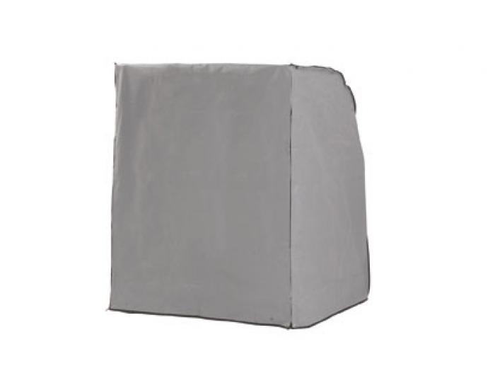 sonnenpartner strandkorb schutzh lle grau f r 3 sitzer. Black Bedroom Furniture Sets. Home Design Ideas