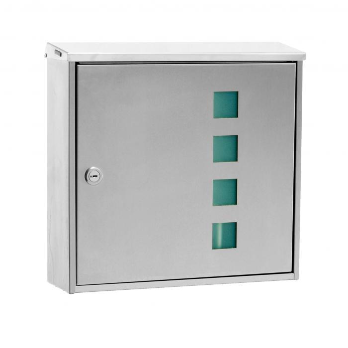 max knobloch briefkasten chicago design db3020 briefk. Black Bedroom Furniture Sets. Home Design Ideas