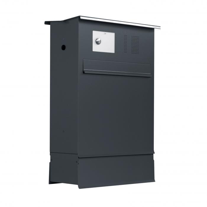 max knobloch briefkasten likno xs8004 at briefk. Black Bedroom Furniture Sets. Home Design Ideas